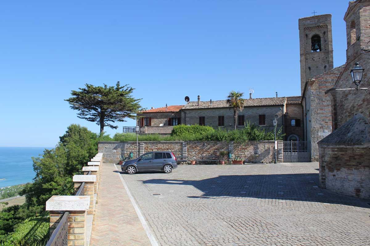 Terrazza sul mare la casa di torre di palme la casa di - Terrazzi sul mare ...